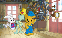 BAMSE AND THE CITY OF THIEVES