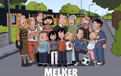 Christmas Broadcast on SVT for our Animated film 'Melker'.Starting on December 23 at 19:00.
