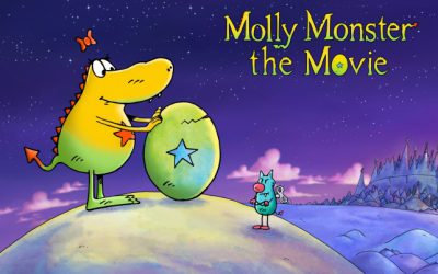 Molly Monster – The Movie